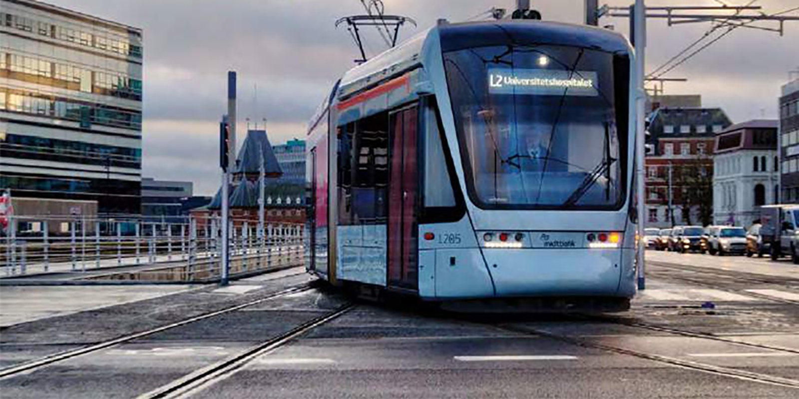SYSTRA and the Return of Trams to Aarhus
