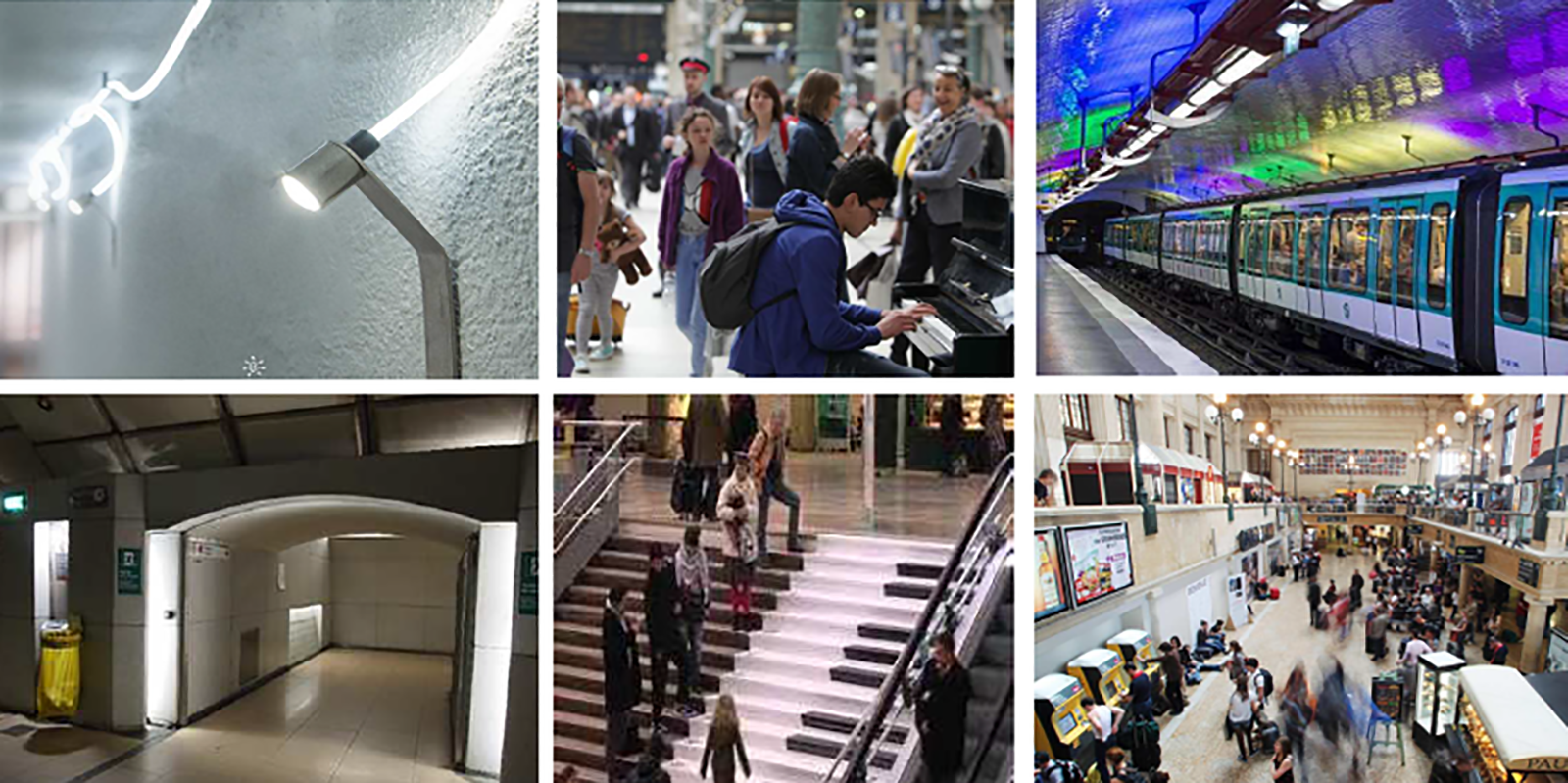 Smart Stations: Redefining Space to Create a Better Pedestrian Environment