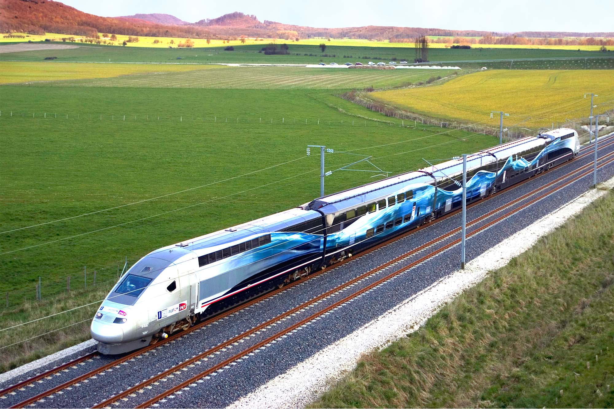 Southern Europe Atlantic High Speed Line