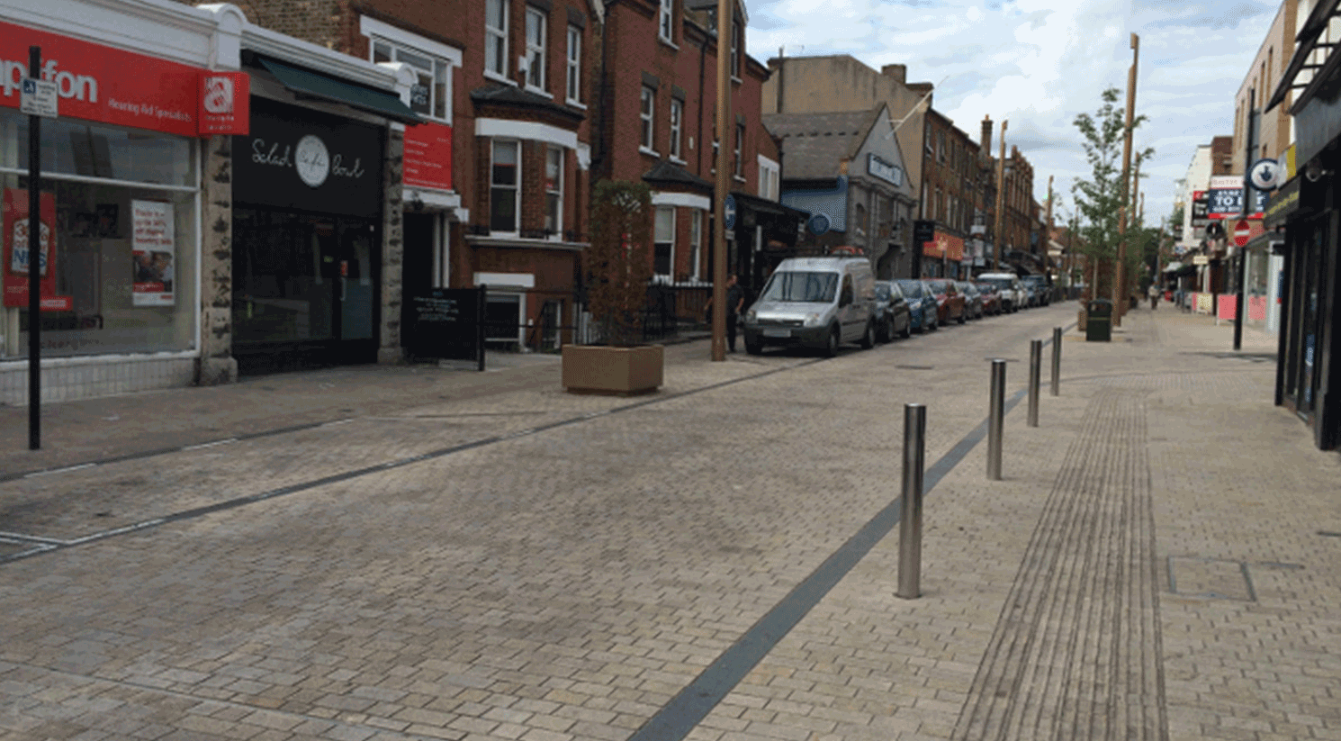 Shared Space – Why the Fuss?