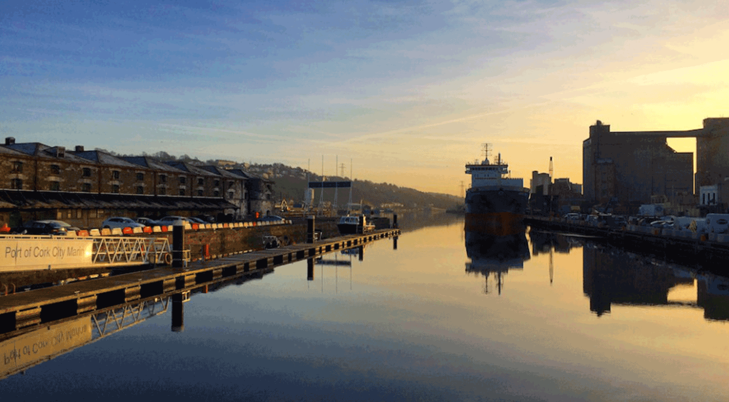 Port of Cork Relocation Study