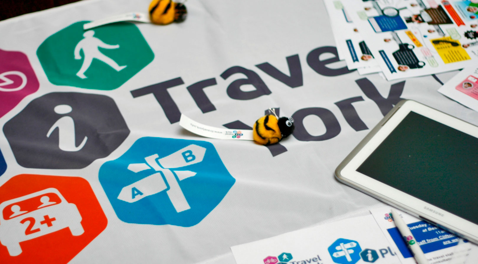 Personal Travel Planning: i-Travel York Programme