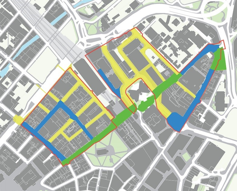 Snow Hill Public Realm Masterplan