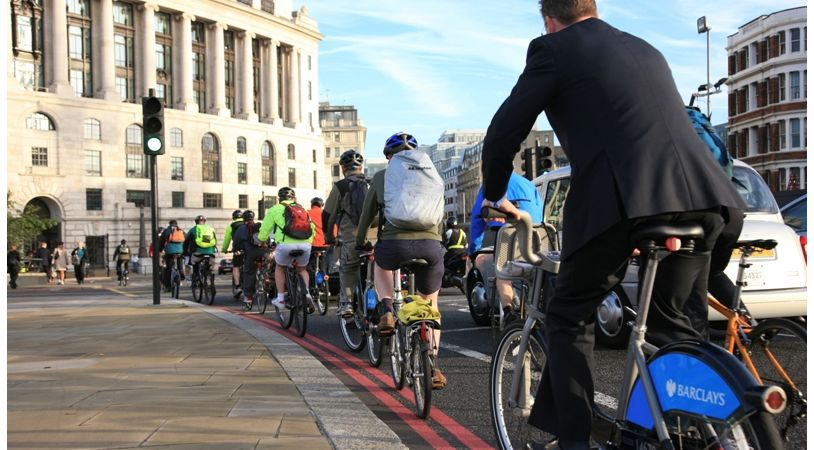 Demand for Cycle-hire in London