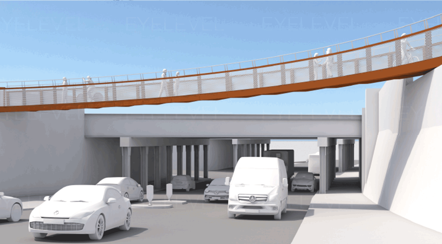 Parkgate Footbridge Feasibility Study