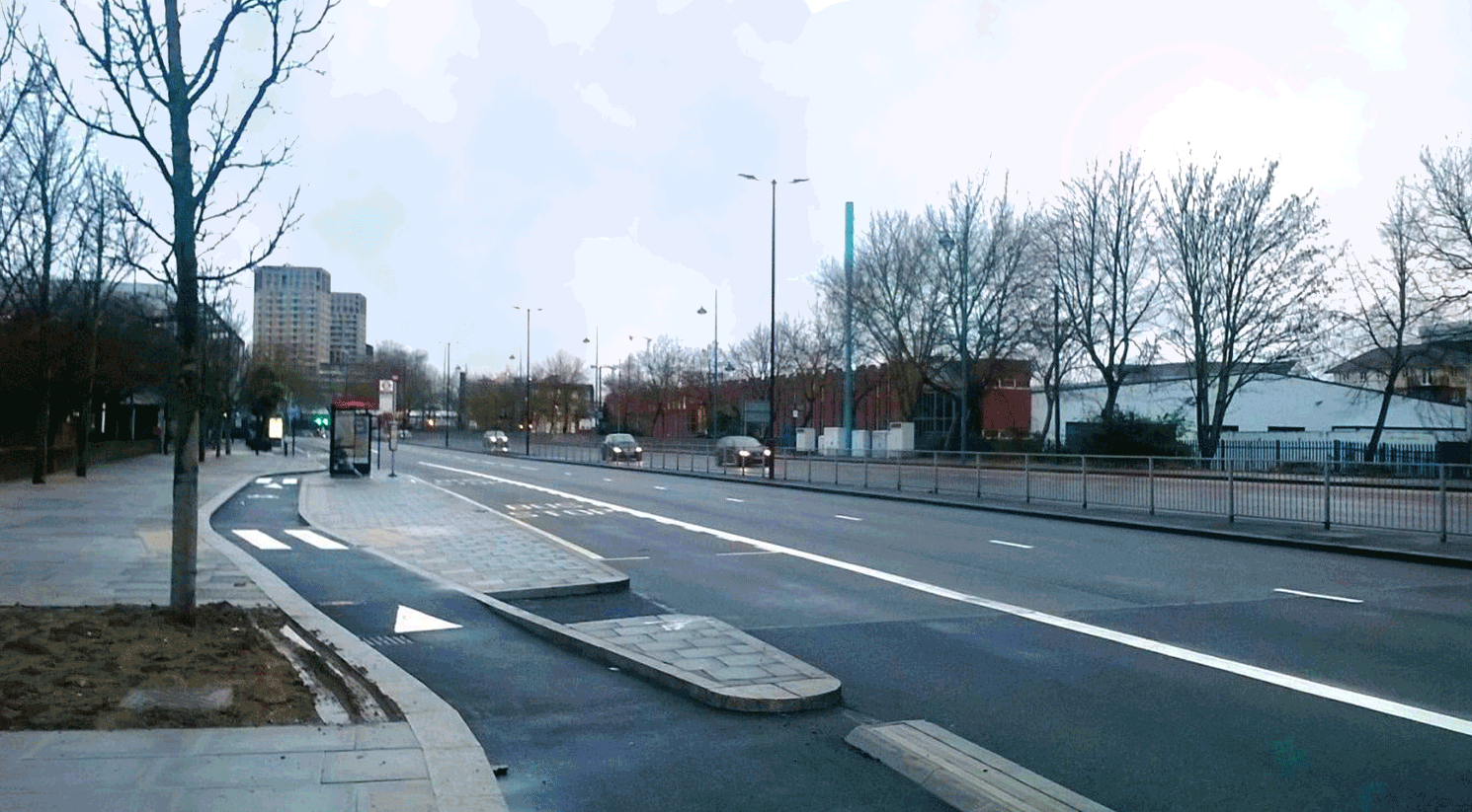 Plumstead Road Bus & Cycle Improvements