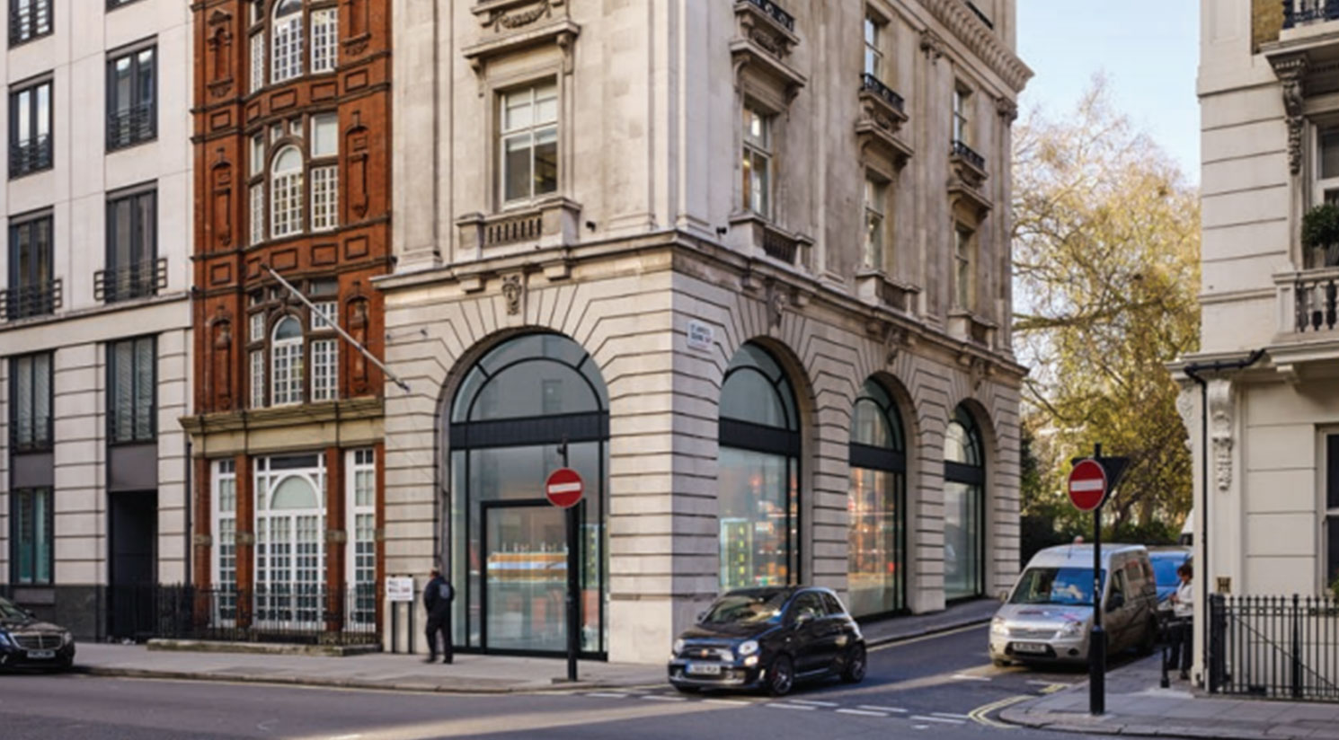 St James' Square Office Redevelopment