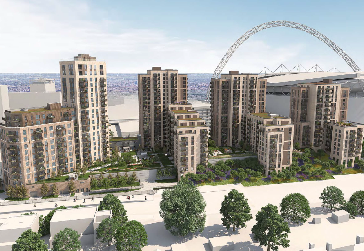 Wembley Park Masterplan