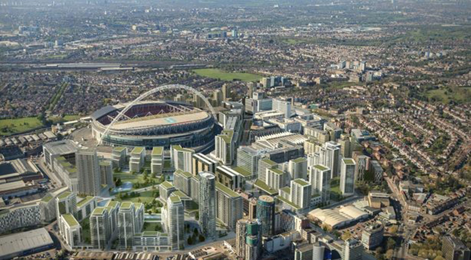 Plots NW09 & NW10, Wembley Masterplan