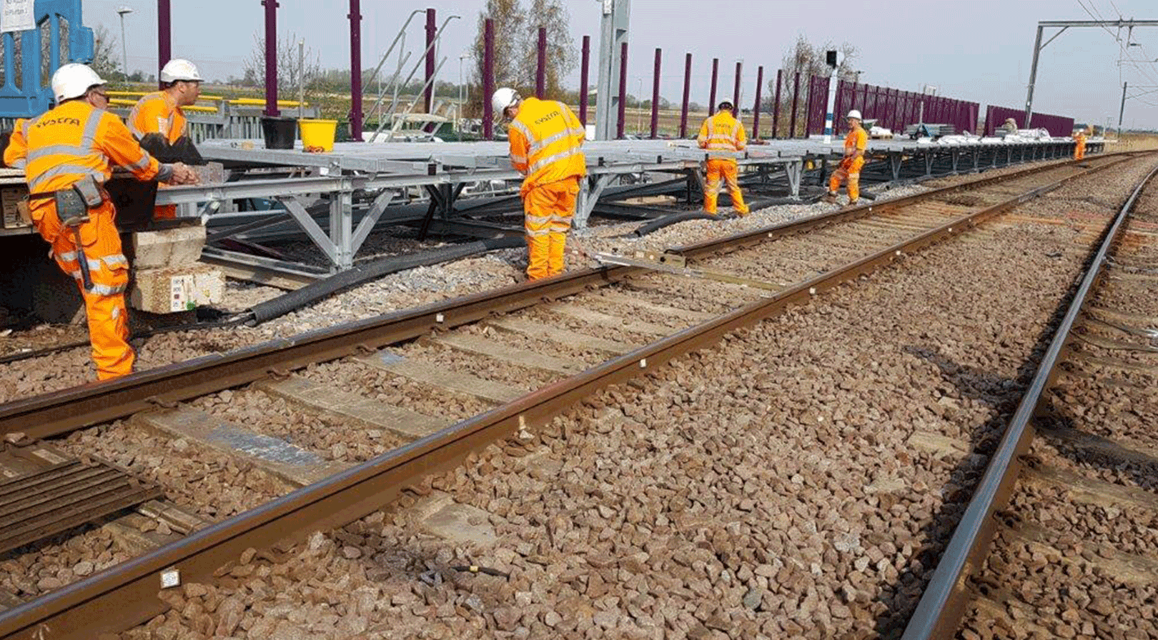 Littleport and Waterbeach Modular Platforms