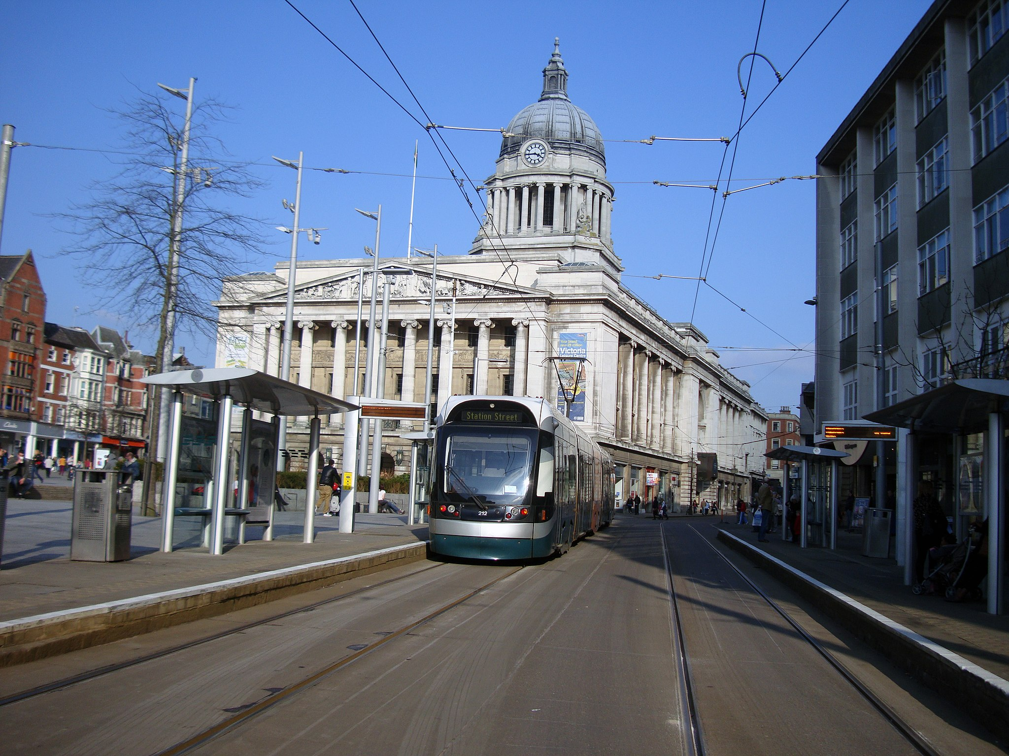 Nottingham Express Transit Phase 3 Business Case