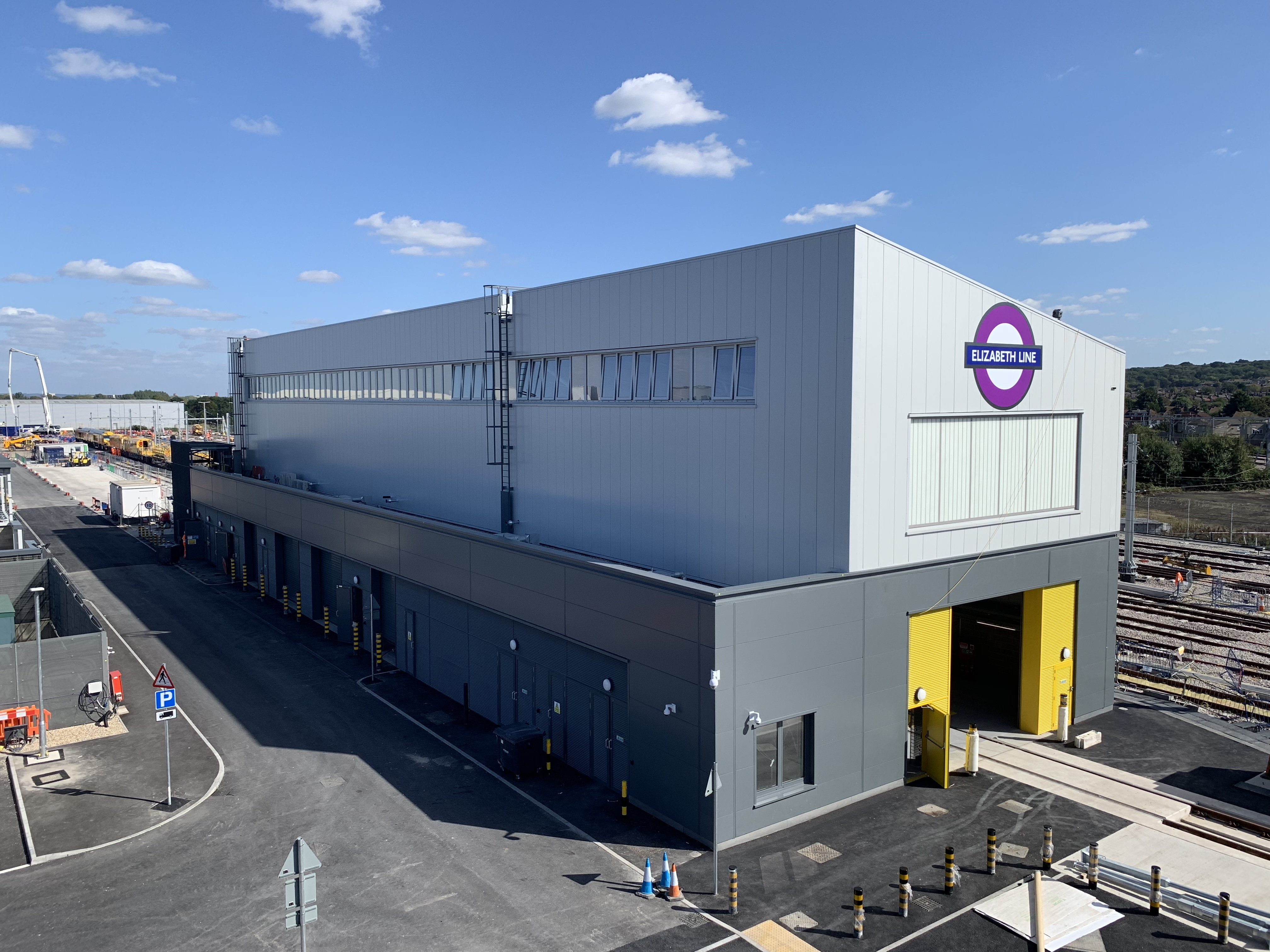 Crossrail Plumstead Maintenance Facility Carbon Management in Infrastructure