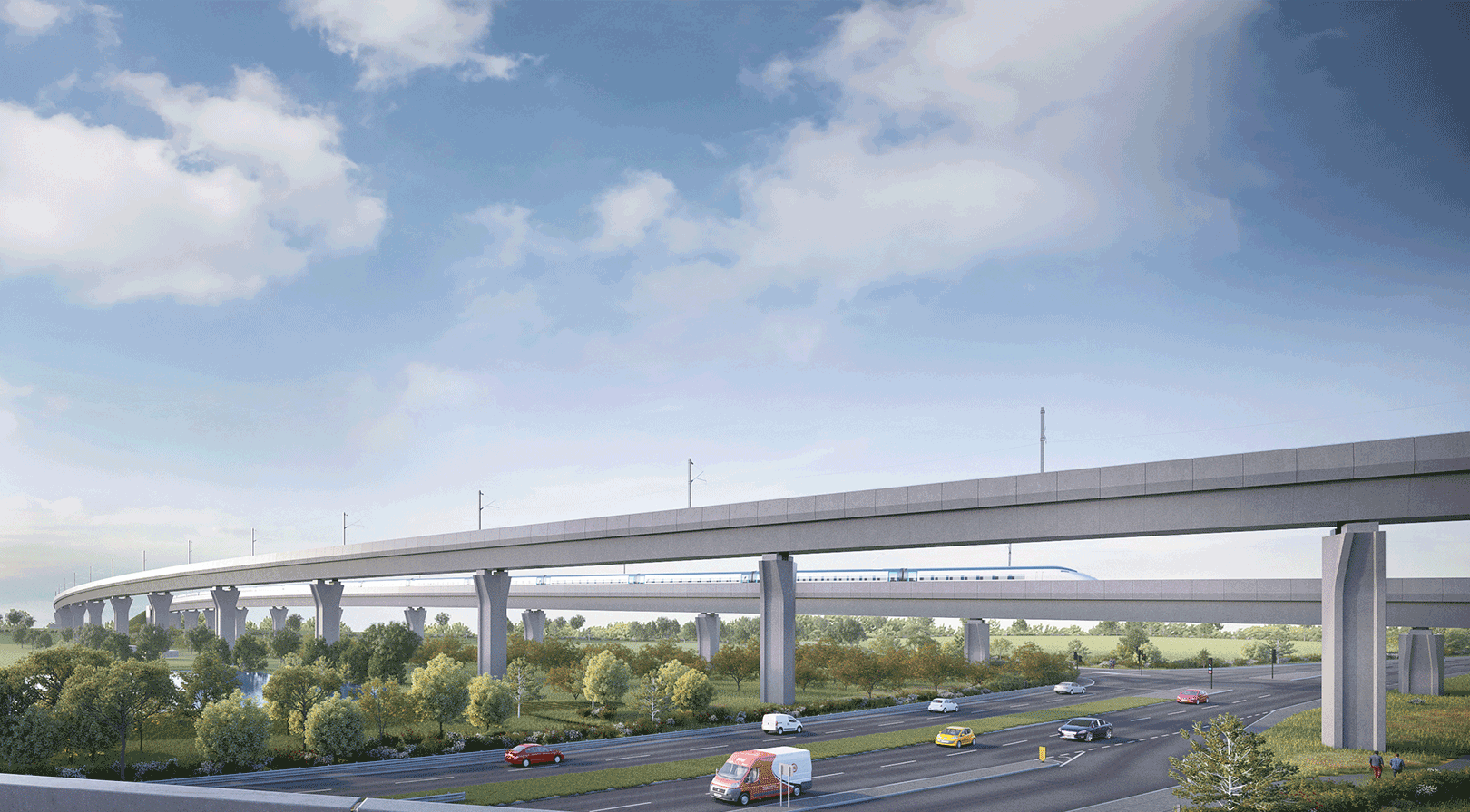 Midlands - Main Works Civils Contract, HS2