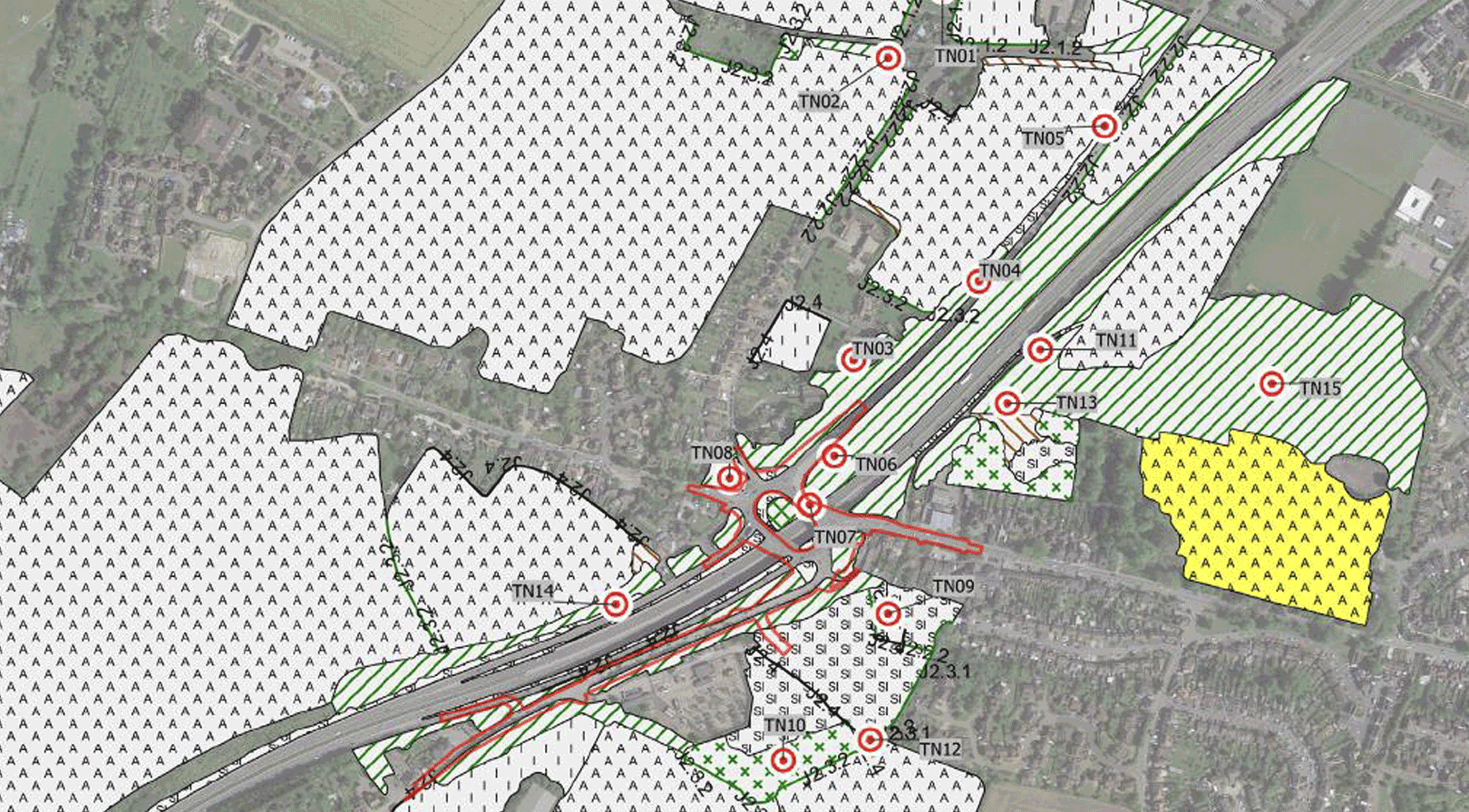 Kent - Ecology/Junction Improvements